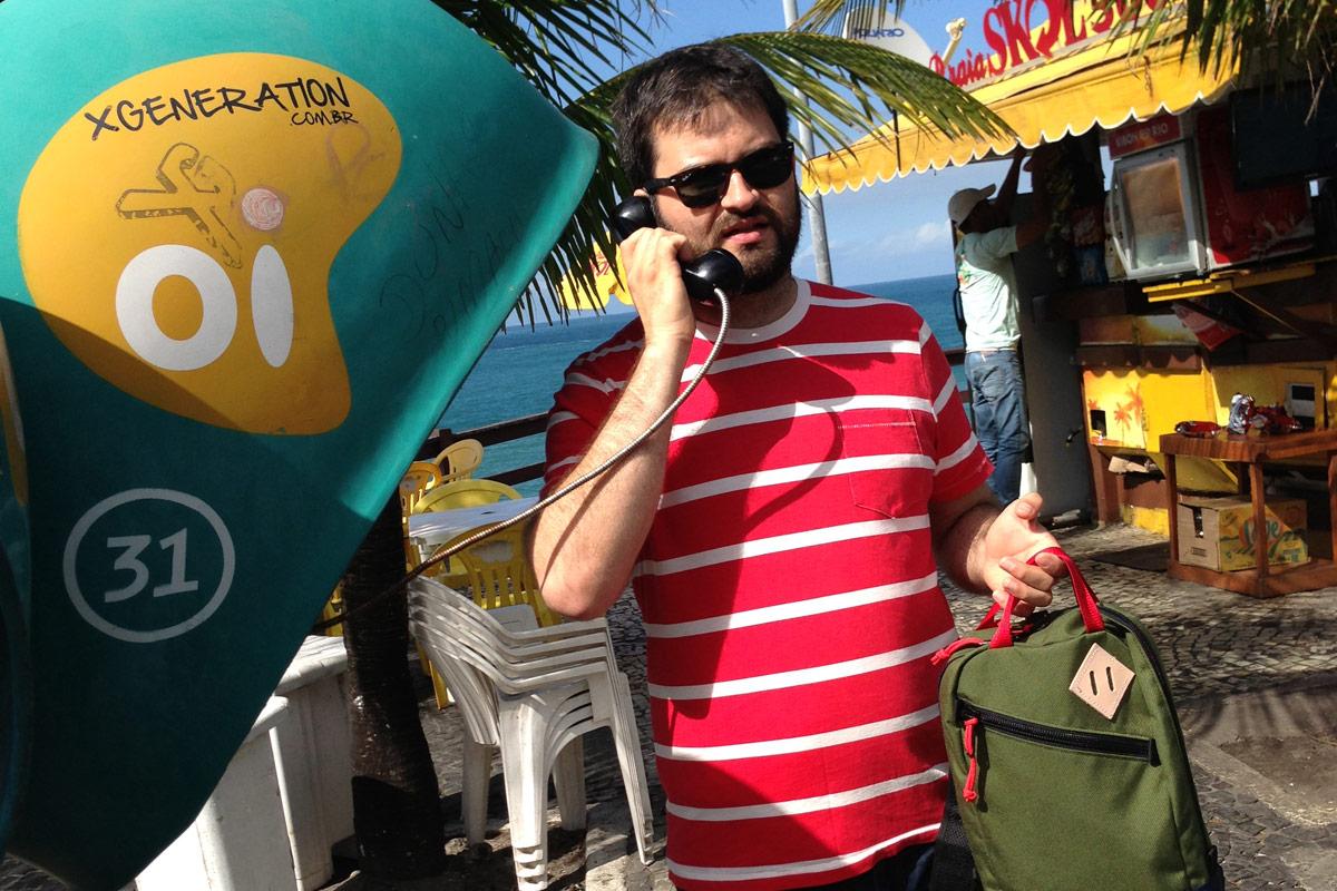 Dan Frommer in Rio