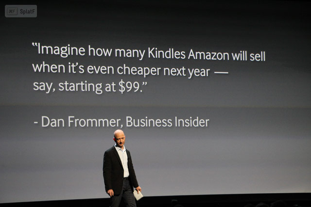 Jeff Bezos Dan Frommer quote