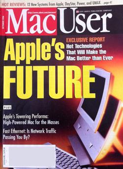 MacUser October 1996