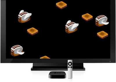 Flying toasters TV
