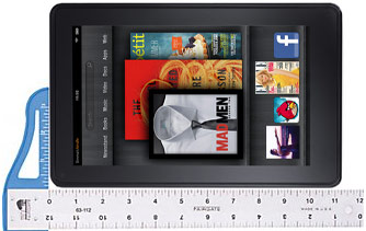 Kindle Fire T-Square