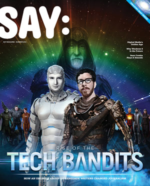 Tech Bandits cover