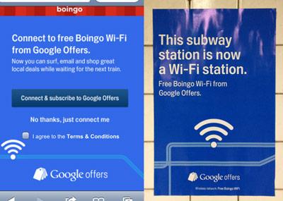 Boingo Google WiFi