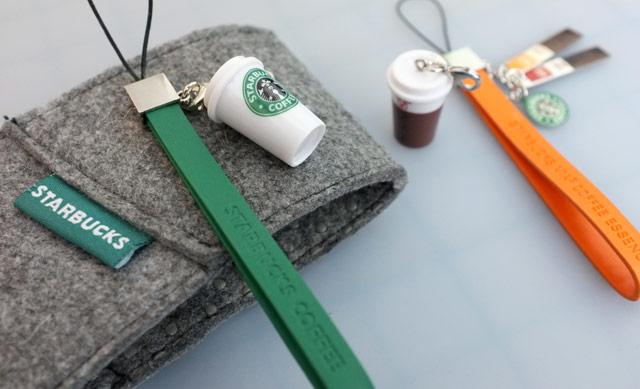 Starbucks Gadgets